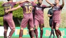 الانصار يضرب مواجهة مع البرج والنجمة يصطدم بالصفاء في نصف نهائي كأس لبنان