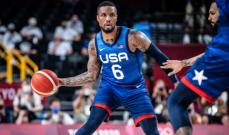 طوكيو 2020: فرنسا تفوز على الولايات المتحدة في كرة السلة
