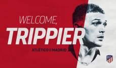 رسمياً: اتلتيكو مدريد يعلن التعاقد مع تريبيير