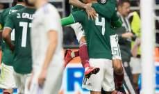 المكسيك تفوز وديا على البوسنة والهرسك