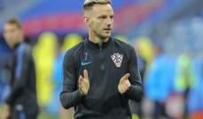 راكيتيتش يتمنى ان لا يكون ميسي في يومه امام كرواتيا
