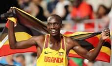 ذهبية 10 آلاف متر للأوغندي شيبتيغي و100 متر حواجز للأميركية آلي