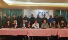 اللجنة الفنية في الاتحاد الدولي للغوص اختتمت اجتماعها بلقاء مع المدربين