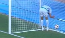 الدوري المصري : تعادل الانتاج الحربي مع بيراميدز