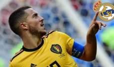 هل يستفيد هازارد من وجوده في اسبانيا ويوقع للريال؟