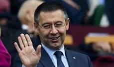 بارتوميو: ميسي سيعتزل خلال السنوات الاربعة مع برشلونة