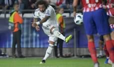 مارسيلو ينضم الى مدربه ويبرز اسباب الخسارة