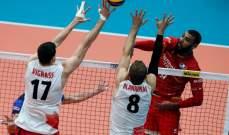 بطولة العالم للكرة الطائرة : فرنسا تتخطى كندا وتضمن تاهلها