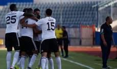الدوري المصري : الجونة يتخطى بتروجيت