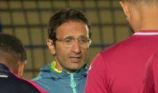 سموحة : احمد سامي مستمر في منصبه رغم رباعية الاهلي