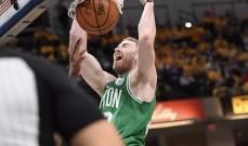 NBA: بوسطن الى نصف النهائي شرقياً والواريرز على بعد خطوة