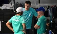 مرسيدس تعد جمهور الفورمولا 1 بسباق حماسي في ابو ظبي