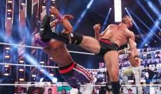 النتائج الكاملة لWWE Clash of Champions