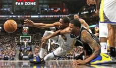 NBA PLAYOFFS: سان انطونيو يجبر الواريرز على خوض مباراة خامسة