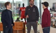 ليفربول يستهدف التعاقد مع مهاجم جديد