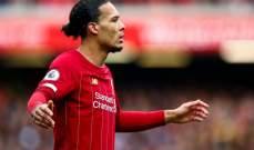 فان دايك: هندرسون قائد فريق ليفربول الرائع