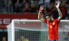نيغويز الهدف الجديد لبرشلونة
