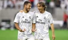 تدريبات ريال مدريد تشهد العديد من التطورات
