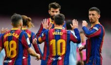 نجوم برشلونة يرفضون خفض الأجور