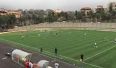 خاص: مشاهدات من مباراة الصفاء وطرابلس على ملعب بلدية بحمدون