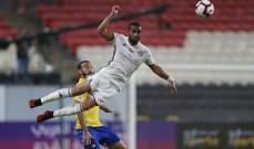 النصر السعودي يسقط الجزيرة الاماراتي بالبطولة العربية للأندية