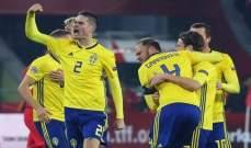 نقل مباراة السويد وروسيا إلى موسكو بسبب فيروس كورونا