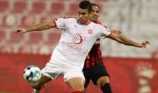 كأس قطر: التعادل يحسم موقعة العربي والريان