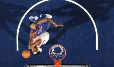 NBA : إنديانا بايسرز يفوز على ديترويت بيستونز
