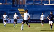 الجونة يضم لاعب الأهلي حمدي بشكل نهائي