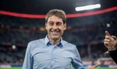 فايلر مرشح لتدريب ستاندرد ليغ البلجيكي