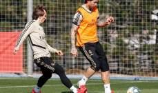 ريال مدريد يواصل استعداداته لمواجهة ليفانتي وسط غياب نجميه