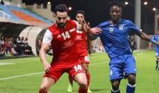 هلال القدس يحسم تأهله لدور المجموعات في كأس الاتحاد الاسيوي