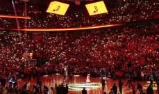 NBA: تورنتو يعادل السلسلة مع ميلووكي باكس في المباراة الرابعة