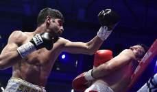 بطولة العالم بالملاكمة تخسر هادي سرور بسبب المنشطات