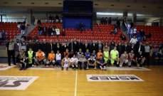 بطولة الرياضة المدرسية من تنظيم بلدية زحلة معلقة وتعنايل