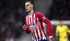 كالينيتش قد يعود إلى اتلتيكو مدريد