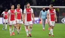 حالة واحدة تعيد اطلاق الدوري الهولندي لكرة القدم