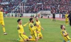 تشكيلة العهد لمواجهة الراسينغ في الاسبوع الثاني من اياب الدوري اللبناني