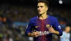 ارسنال يريد لاعبا آخر من برشلونة الى جانب دنيس سواريز