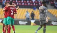 فوز مهم للمغرب على توغو في بطولة امم افريقيا للمحليين