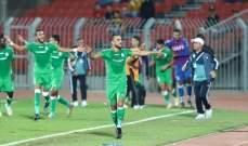 كأس محمد السادس: الاتحاد السكندري المصري الى ربع النهائي