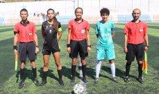 أكاديمية بيروت وايلفين فوتبول برو الى نهائي كأس لبنان للسيدات