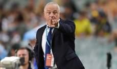 غراهام ارنولد يعود لتدريب منتخب استراليا بعد كأس العالم 2018
