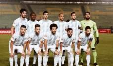 الدوري المصري: بيراميدز يتخطى المقاولون بثنائية