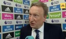 وارنوك : سنخوض مباراة كبيرة امام نيوكاسل