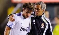 نجم ريال مدريد السابق: مورينيو قضى على مستقبلي الكروي