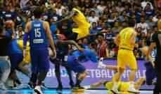 ثون مايكر يرد على قرار الاتحاد الدولي لكرة السلة ايقافه 3 مباريات دولية