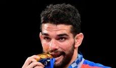 اولمبياد طوكيو: كوبا تهيمن على منافسات المصارعة اليونانية والبرونز مناصفة