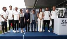 رئيسة مجتمع مدريد: فزتم في اصعب ظرف