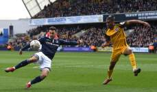 كأس الاتحاد الانكليزي: ركلات الترجيح تمنح برايتون بطاقة التأهل على حساب ميلوول